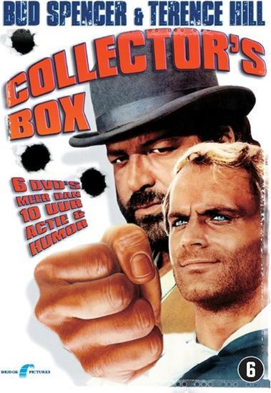 Collector's Box - Bud Spencer & Terence Hill