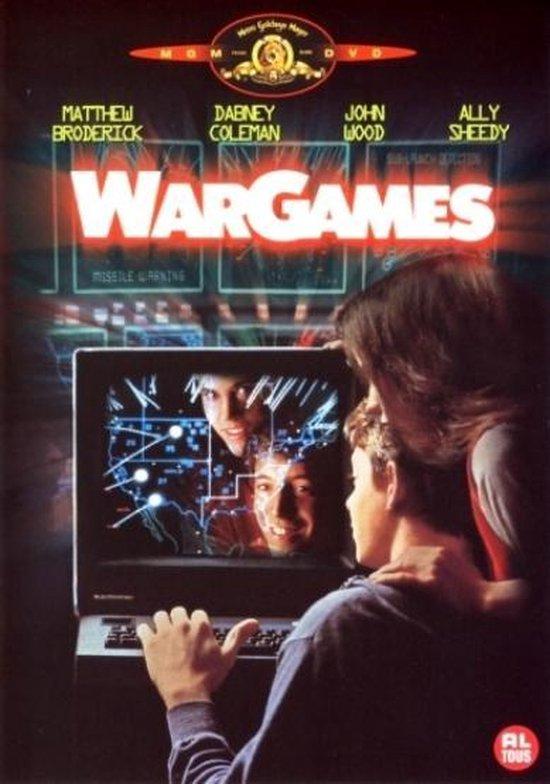 Cover van de film 'Wargames'
