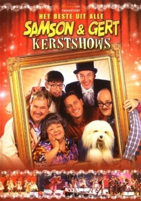 Cover van de film 'Samson & Gert - Het Beste uit Kerstshow'