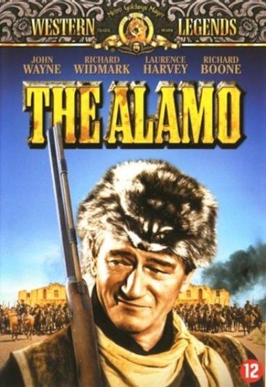 Cover van de film 'Alamo'