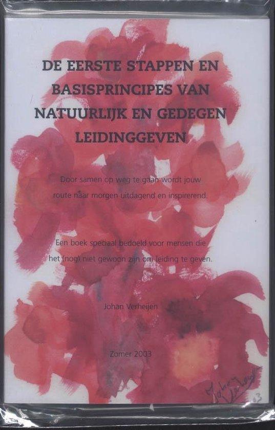 De eerste stappen en basisprincipes van natuurlijk en gedegen leidinggeven - J. Verheijen |