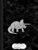 Pregosaurus Composition Notebook