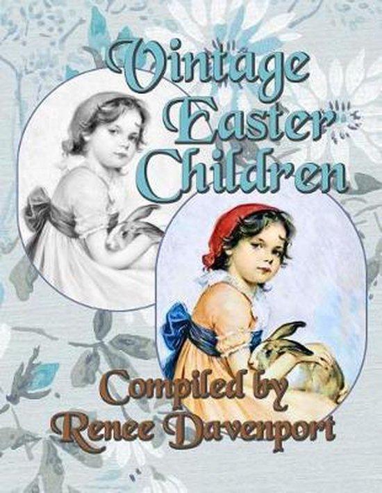 Vintage Easter Children