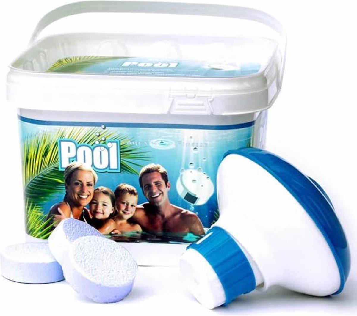 AquaFinesse Pool Puck 30 (startset)