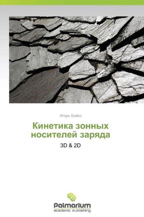 Kinetika Zonnykh Nositeley Zaryada