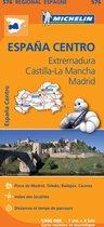 576 España Centro: Extremadura, Castilla-La Mancha, Madrid