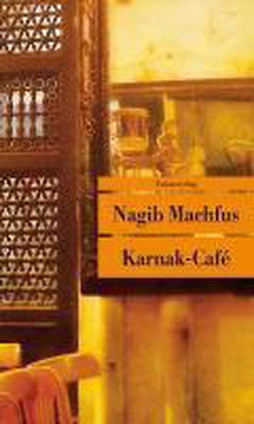 Boek cover Karnak-Café van Nagib Machfus (Paperback)