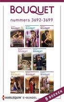Harlequin Bouquet - Bouquet e-bundel nummers 3692-3699