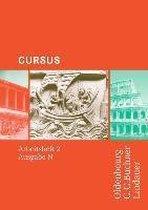 Cursus N - Arbeitsheft 2