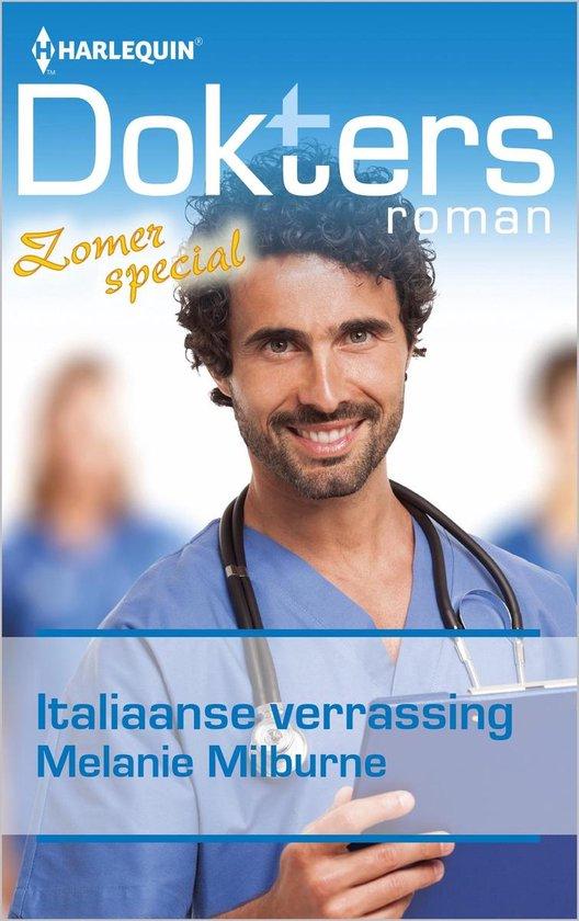 Doktersroman 98A - Italiaanse verrassing - Melanie Milburne |