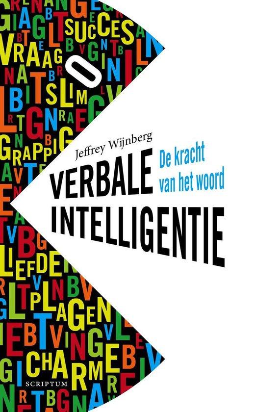 Verbale intelligentie - Jeffrey Wijnberg |
