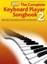 Afbeelding van The Complete Keyboard Player: New Songbook #2