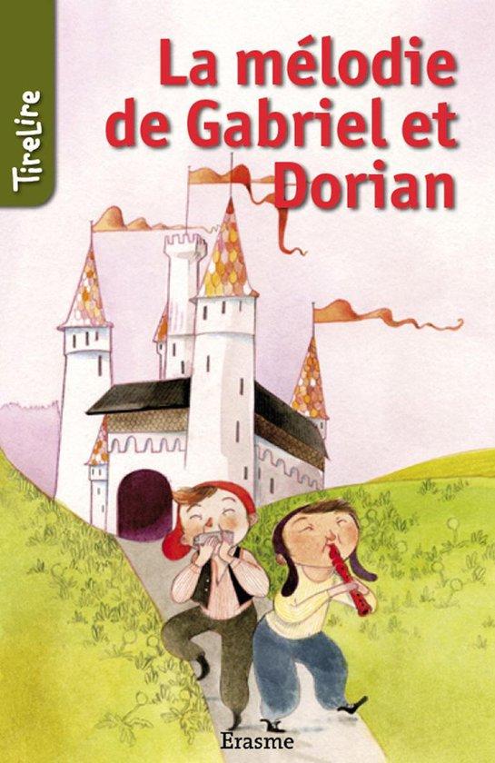 Boek cover La mélodie de Gabriel et Dorian van Bianca Nederlof (Onbekend)