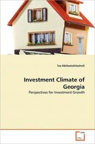 Investment Climate of Georgia