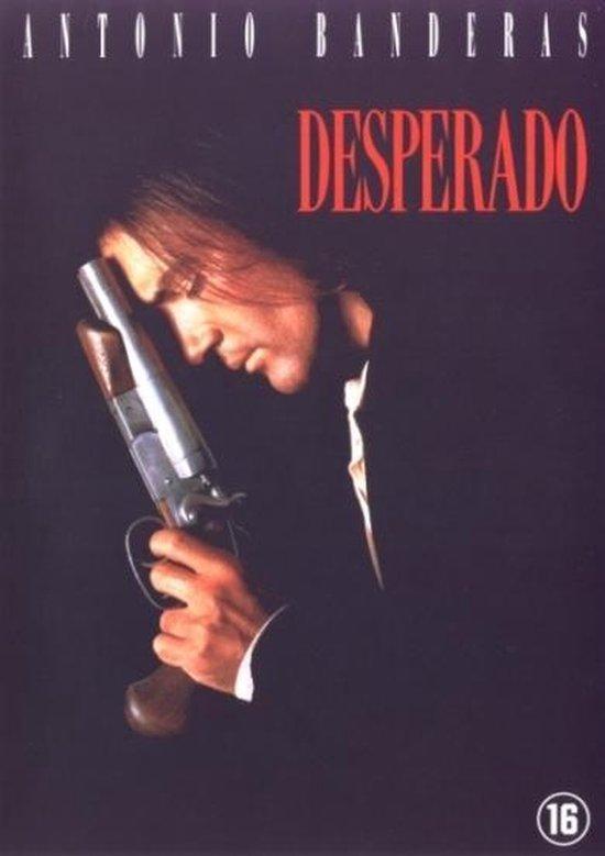 Cover van de film 'Desperado'