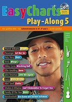 Easy Charts Play-Along. Band 5. Spielbuch mit CD