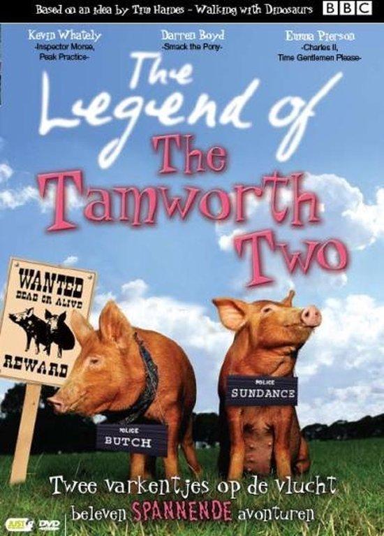 Cover van de film 'Legend Of The Tamworth Two'