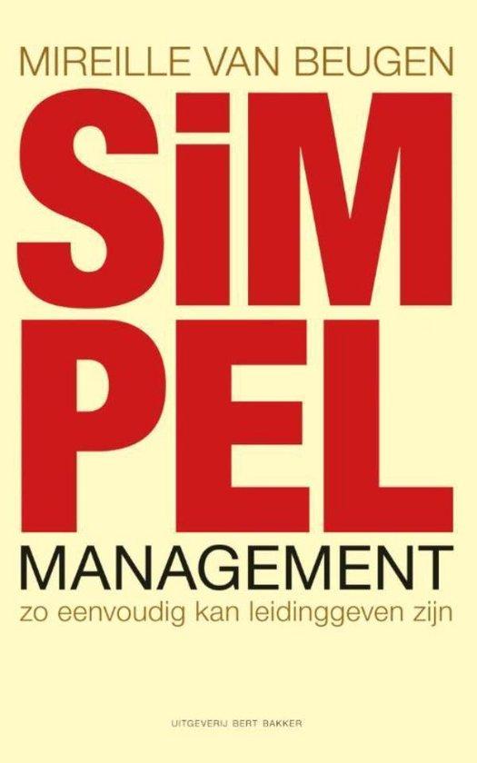 Simpel management - Mireille Van Beugen  