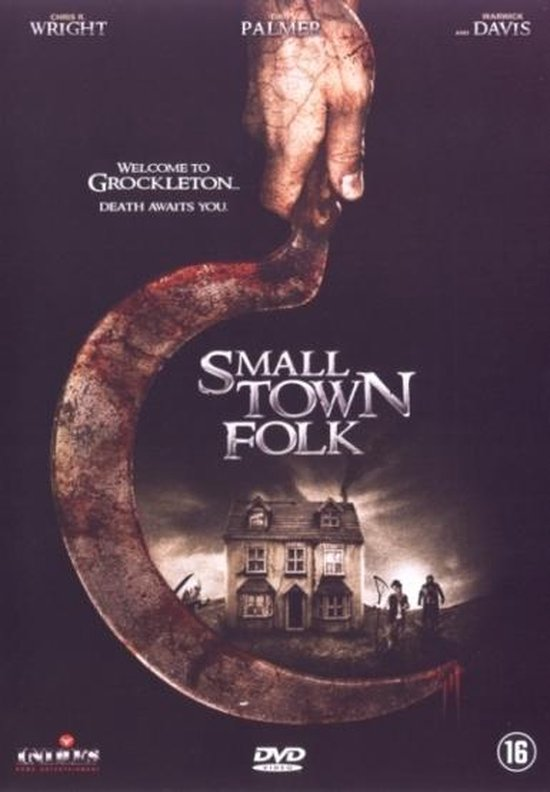 Cover van de film 'Small Town Folk'