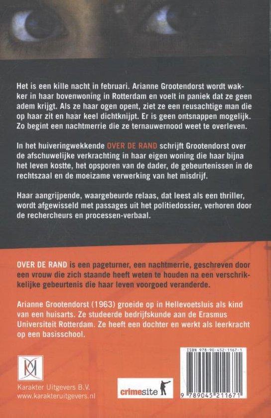 Over de rand - Arianne Grootendorst |