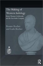 The Making of Western Indology