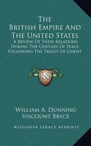 The British Empire and the United States