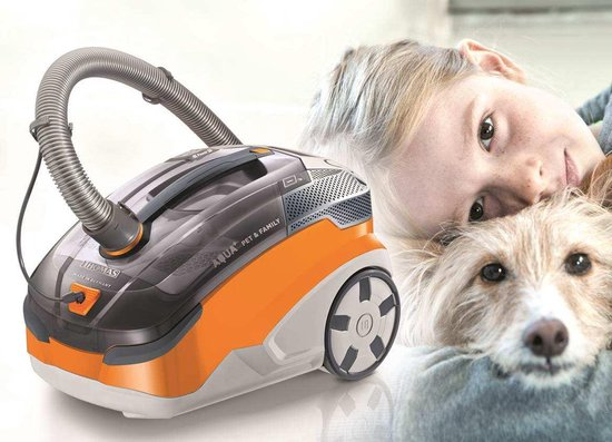 Thomas Aqua+ Pet & Family - Stofzuiger zonder zak