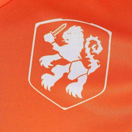 Nederlands Elftal Shirt Thuis Blanco Super Kwaliteit-152