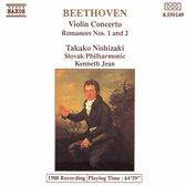 Beethoven: Violin Concerto, etc