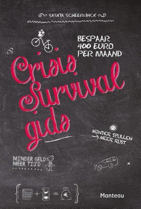 Crisis survivalgids - Saskia Scheerlinck |