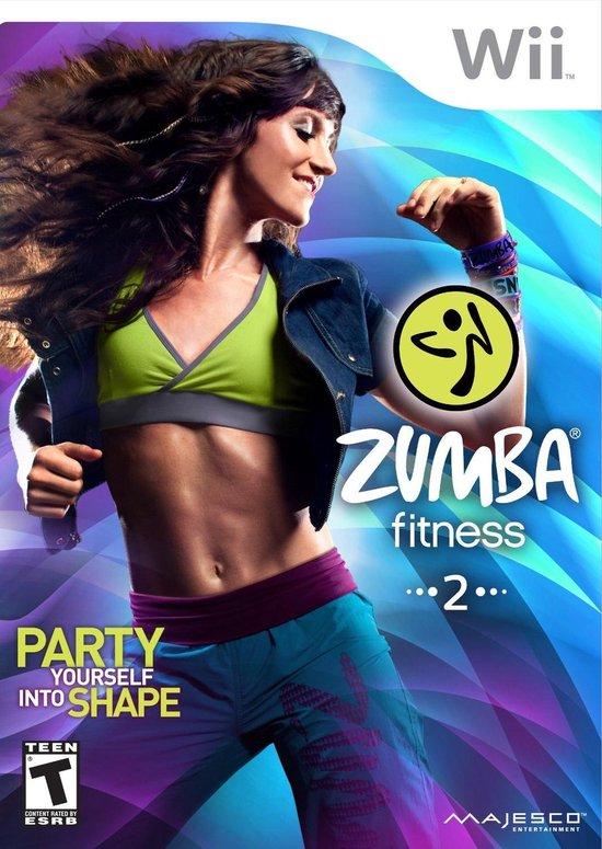 Zumba Fitness 2 – Solus /Wii
