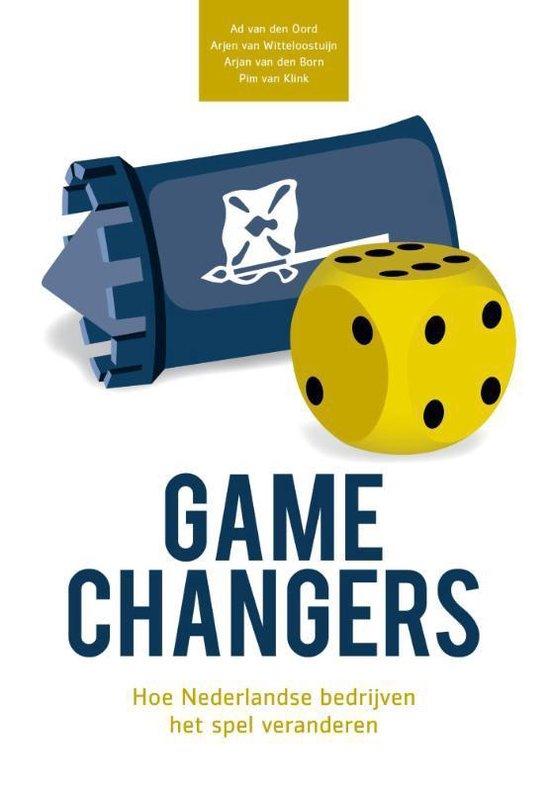 Stichting management studies - Gamechangers - Ad van den Oord |