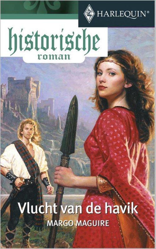 Harlequin- Historische Roman 40 - Vlucht van de havik - Margo Maguire |