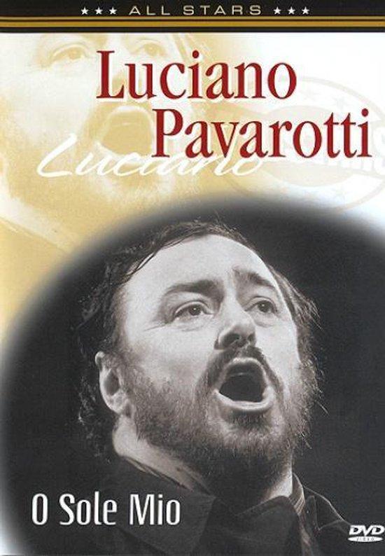 Cover van de film 'Luciano Pavarotti - O Sole Mio'