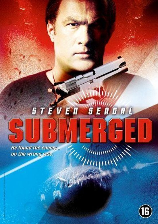 Cover van de film 'Submerged'