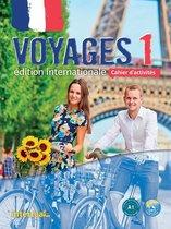 Voyages édition internationale 1 cahier d'activités + online MP3's