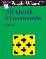 All Quick Crosswords No. 1