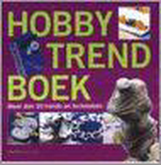 Hobby Trend Boek - Marianne Perlot  
