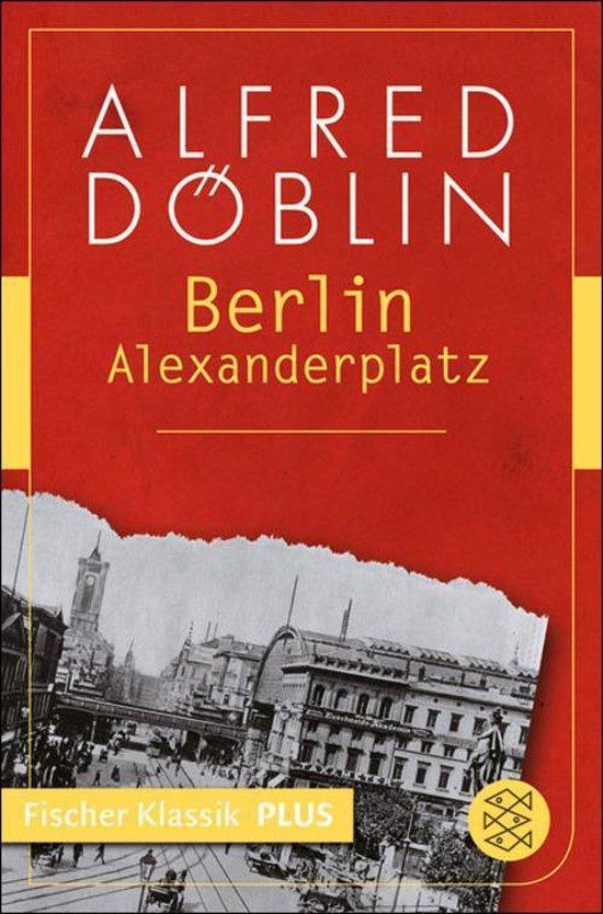 Boek cover Berlin Alexanderplatz van Alfred Döblin (Onbekend)