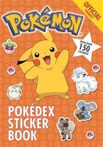 The Official Pokemon Pokedex Sticker Book