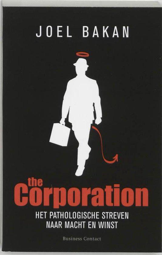 The Corporation - Joel Bakan |