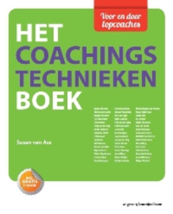 Het coachingstechnieken boek - Susan van Ass |
