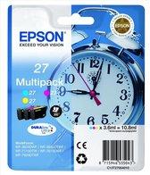 Epson 27 - Inktcartridge / Multipack