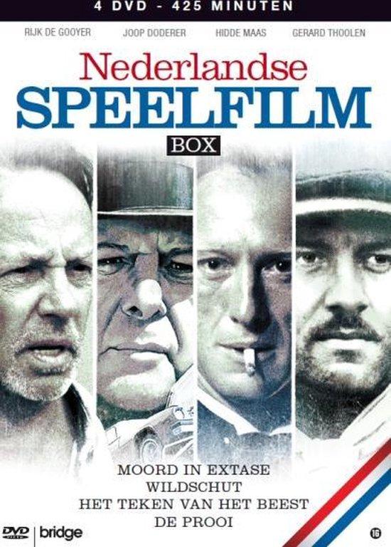 Cover van de film 'Nederlandse Speelfilm Box'