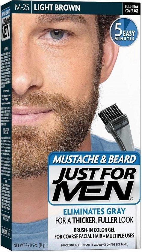 Just For Men Beard Light Brown M25