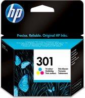 HP 301 - Inktcartridge / 3 Kleuren