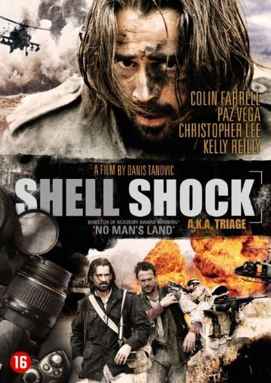 Cover van de film 'Shell Shock'