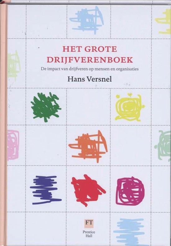 Het Grote Drijfverenboek - H. Versnel pdf epub