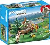 PLAYMOBIL CountryLentewandeling in de Bergen - 5424