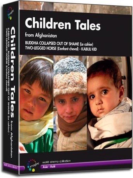 Cover van de film 'Children Tales From Afghanistan'